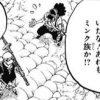 ハートの海賊団ベポ(白くま男)は悪魔の実の能力者ではなくミンク族と判明!!