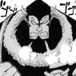 """悪魔の実図鑑 9ページ 【ウシウシの実 モデル""""バイソン""""】"""