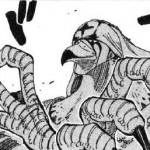 """悪魔の実図鑑 13ページ 【トリトリの実 モデル""""ファルコン""""】"""