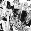 """悪魔の実図鑑 20ページ 【イヌイヌの実 モデル""""ジャッカル""""】"""