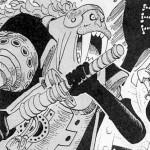 """白ひげ海賊団傘下のアイルワンは、イヌイヌの実 モデル""""ウォールス""""の能力者? それともミンク族?"""