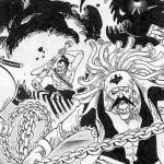 白ひげ海賊団7番隊隊長ラクヨウが使うチェーンハンマーは悪魔の実の能力者なのか?