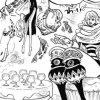 ビッグ・マム海賊団のシャーロット・スムージーは、水分を絞りとるカラカラの実の能力者?