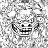 """ワノ国の狛ちよは、ゾオン系悪魔の実の幻獣種『イヌイヌの実 モデル""""狛犬""""』の能力者?"""